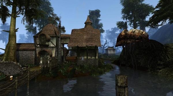 Как сделать The Elder Scrolls еще красивее The Elder Scrolls, Игры, Модинг, плагин, mailru, видео, длиннопост