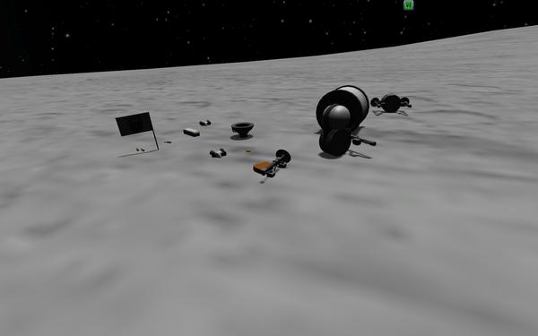 Возвращение Kerbal Space Program, Игры, гифка, длиннопост