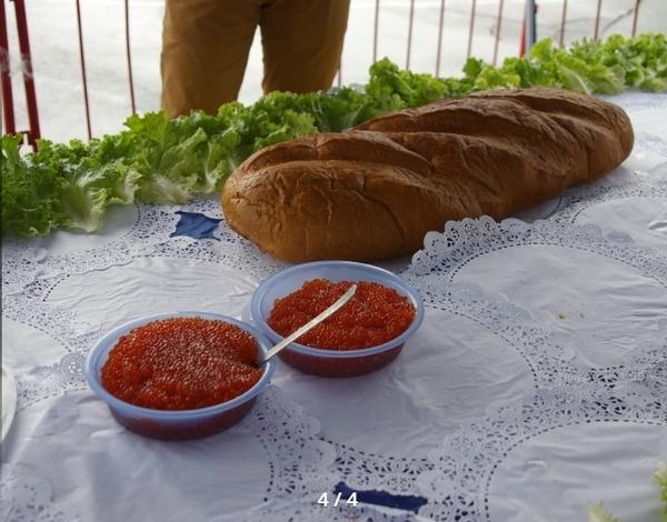 Бутерброд вам в ленту Магадан, бутерброд, красная икра, Поедемпоедим, фото, длиннопост