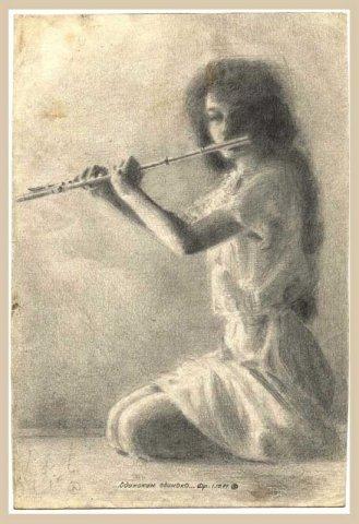 Пост в честь недавно прошедшего, дня памяти Вени Д'ркина. Малоизвестного но талантливого художника, музыканта и поэта. веня дркин, рок-бард