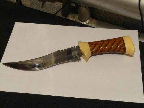 Как я ножики делал. Нож, Своими руками, Длиннопост