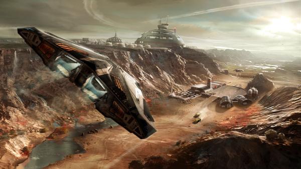 """Изменения в грядущем Elite:Dangerous 2.2 """"Guardians"""" Elite Dangerous, Космосимы, Mmorpg, Видео, Длиннопост"""