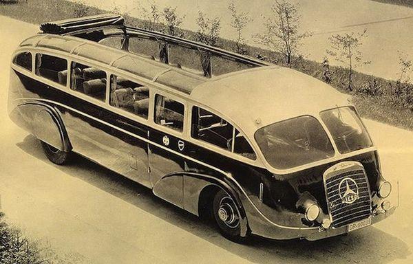 Немного автобусов  в ленту. Автобус, Ретроавтомобиль, Авто, Длиннопост