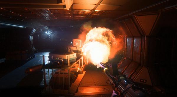 Обзор на игру Alien Isolation Чужой, Обзор, Игры, Aien: isolation, Длиннопост