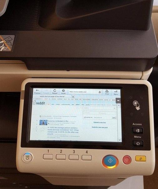 Новая технология новые технологии, ксерокс