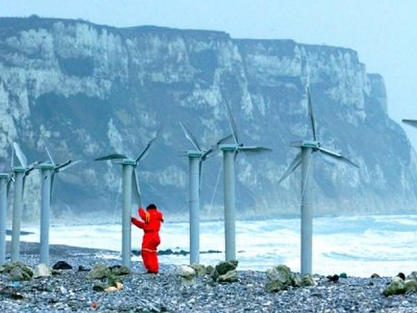 Шотландия впервые полностью обеспечила себя энергией ветра. (Забугорные новости) Альтернативная энергетика, Ветер, Ветряк, Ветрогенератор, Халява, Ресурсы