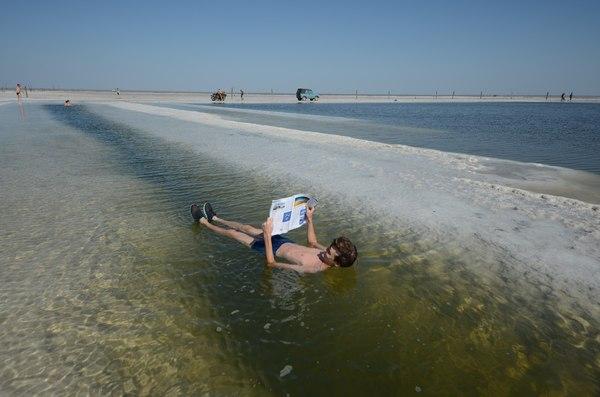 Баскунчак, соленое озеро. Озеро, Баскунчак, Астраханская Область
