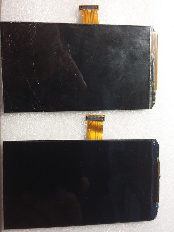 Суперамолед дисплей на Samsung - осторожно, подделка Ремонт, Подделка, Длиннопост