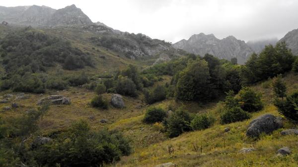 Абхазия. Озеро Мзы. Абхазия, Горы, Фото, Текст, Длиннопост