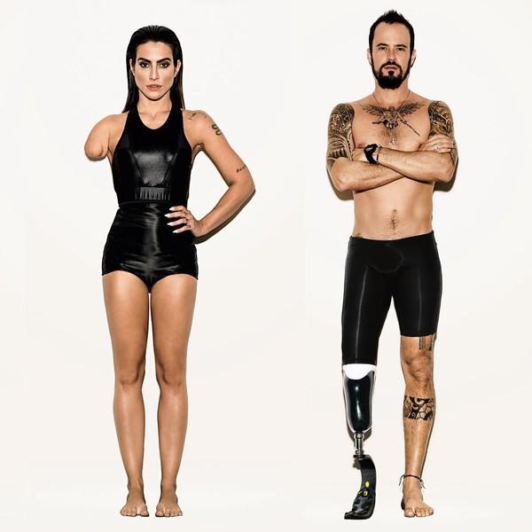 Бразильский Vogue раскритиковали за превращение обычных моделей в паралимпийцев с помощью фотошопа Паралимпийцы, Модели, Photoshop, Видео, Длиннопост