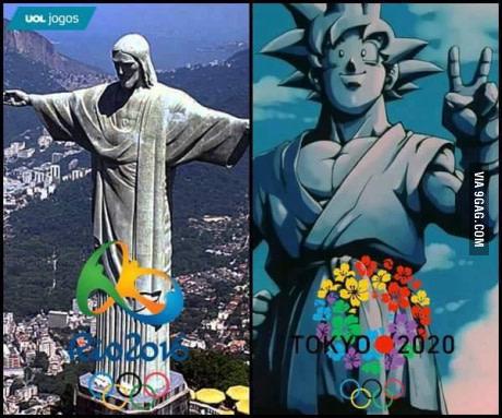 Как будет выглядеть Олимпиада в Японии.