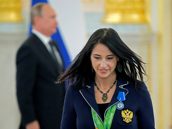 Олимпийцы на приеме у Путина: что было в Кремле, давайте порадуемся за нашу Сборную Спорт, Рио-2016, Олимпиада, Путин, Победители, Россия, Длиннопост
