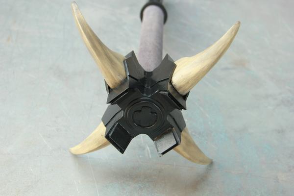 Драконья костяная булава из Skyrim Skyrim, Булава, Изготовление, Своими руками, Крафт
