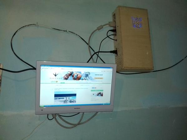 Корпус для компьютера из фанеры своими руками Компьютер, Корпус, Фанера, MiniITX, Моддинг, Длиннопост