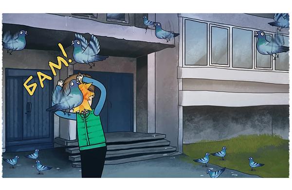 Белоснежка Моё, Комиксы, DullBloggers, Длиннопост, Арт, Мультфильмы, Раскадровка, Белоснежка, Видео