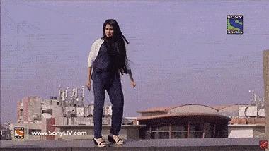 Индийское ТВ, как обычно
