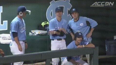 Так много всего происходит Бейсбол, Странности, Гифка