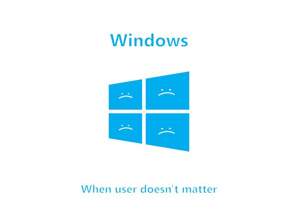 Когда Windows снова выдал ошибку Windows, Баг, Ошибка, Синий экран смерти