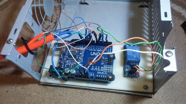 Сигнализация для дома и квартиры. Ч.2 Arduino, Сигнализация, Своими руками, Длиннопост, Видео