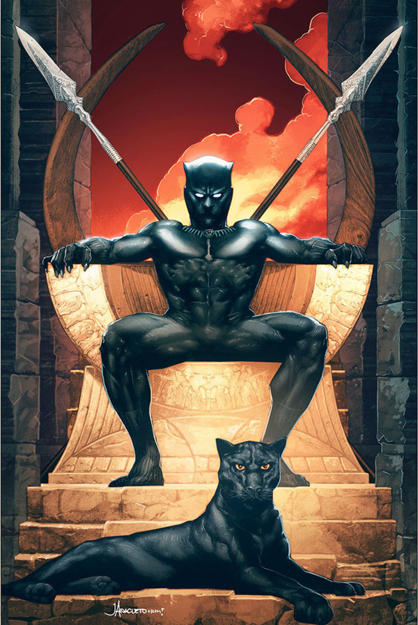 Суперзлодеи Marvel просто обожают всевозможные троны. Marvel, Арт, Длиннопост