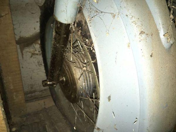 Мотоцикл Иж Юпитер-3 1973 года в заводской упаковке Находка, 1973, Видео, Длиннопост