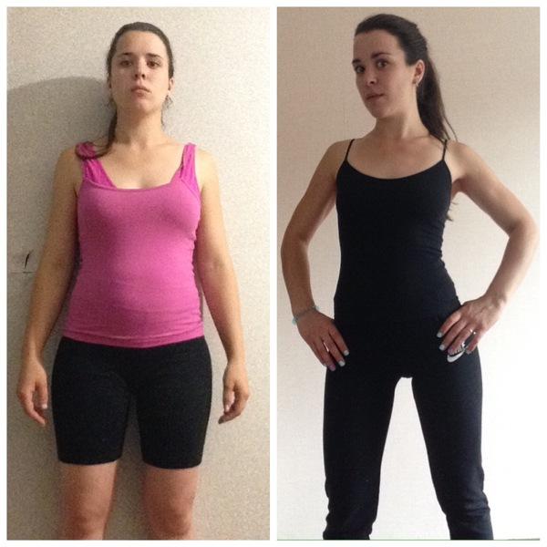 Как похудеть с помощью двух бутылок клея ) До и после, Похудение, Вау