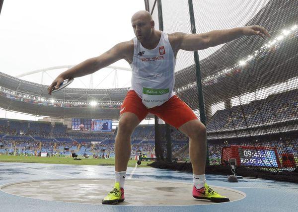 Польский легкоатлет продал медаль Олимпиады в Рио, чтобы спасти больного раком мальчика Олимпиада, Польша, Добро