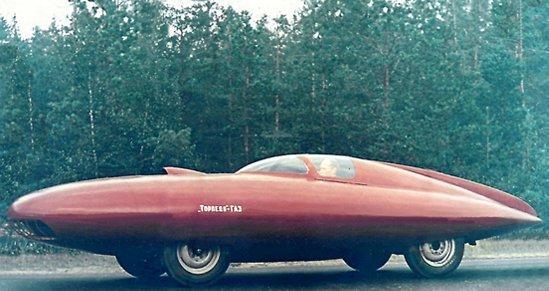 «ГАЗ-ТОРПЕДО» 1951 Авто, СССР, Длиннопост, Газ