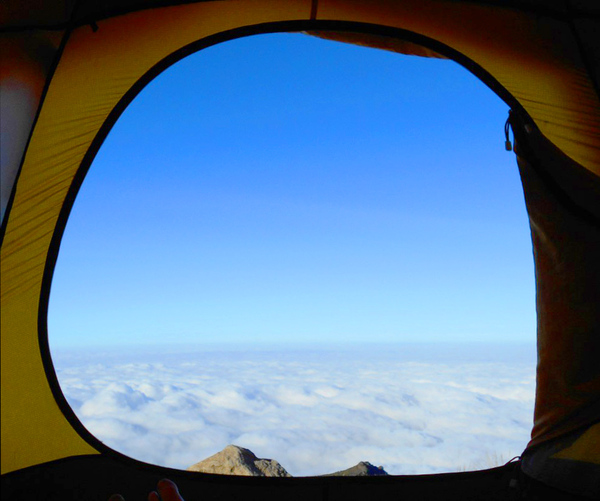 По дороге на пик Килиманджаро Килиманджаро, горы, Африка, танзания, поход, путешествия