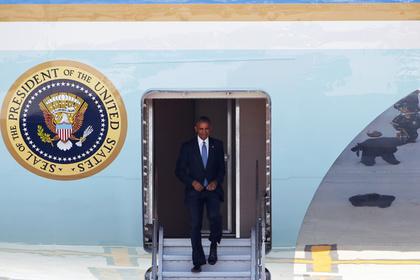 Журналистам из США помешали осветить прибытие Обамы в КНР События, Политика, G20, Китай, Обама, Жалоба, Associated Press, Lenta ru