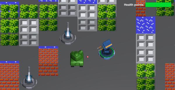Исходники мини-игры (вдруг кому пригодится) Gamedev, Open Source, Исходники, Длиннопост, Unity