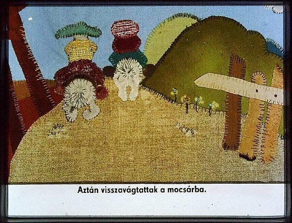 Венгерские и советские диафильмы Диафильмы, СССР, Венгрия, Ностальгия