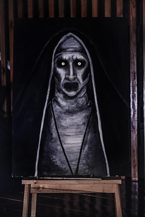 Смотреть монашка пришла в гости фото 89-834