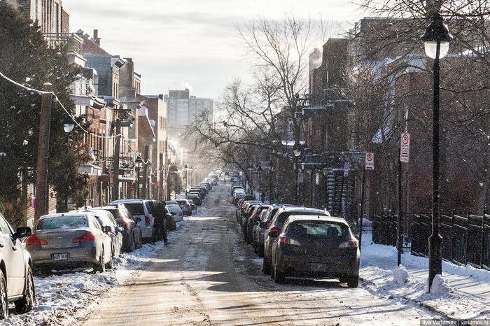 Монреаль: один из самых комфортных для жизни городов Канада, Монреаль, Зима, Городская среда, Варламов, Длиннопост
