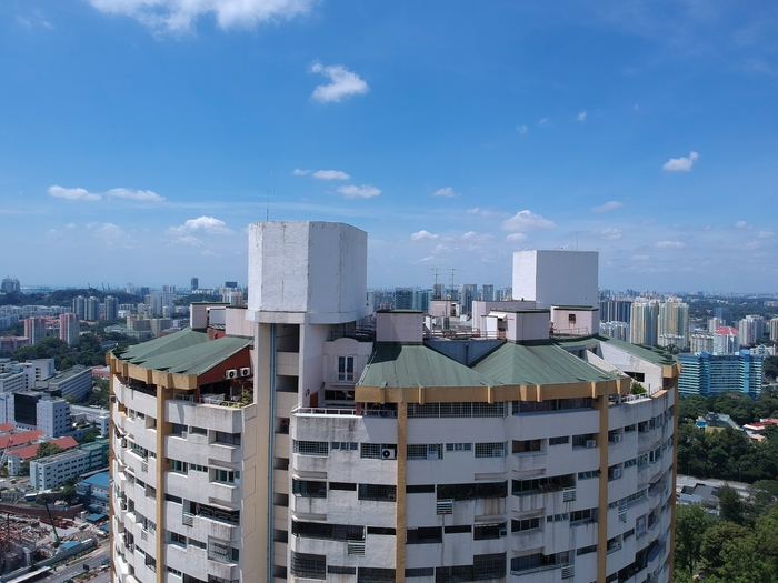 Китайский квартал в Сингапуре: фото и видео Сингапур, Дрон, Квадрокоптер, Китайский квартал, И снова Сингапур, Видео, Длиннопост