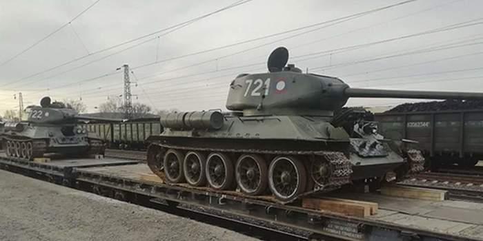 Советские «чехи» из Лаоса в России: что не так с недавно прибывшими Т-34? т-34, Лаос, Копия, Длиннопост