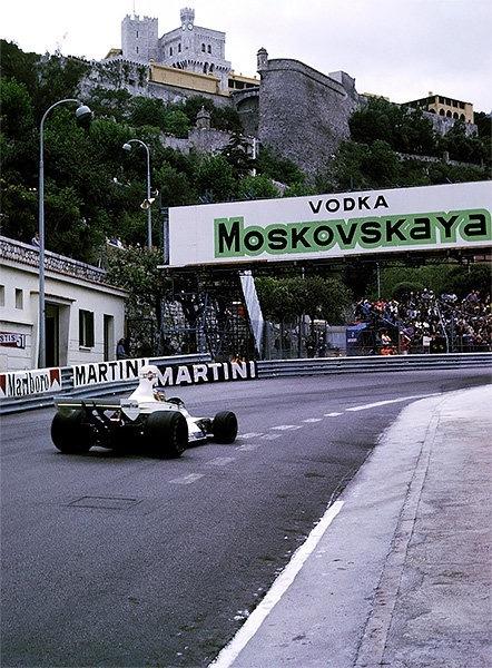 Формула-1. Гран-При Монако 1975 Фотография, История, Формула 1, Монако, Водка