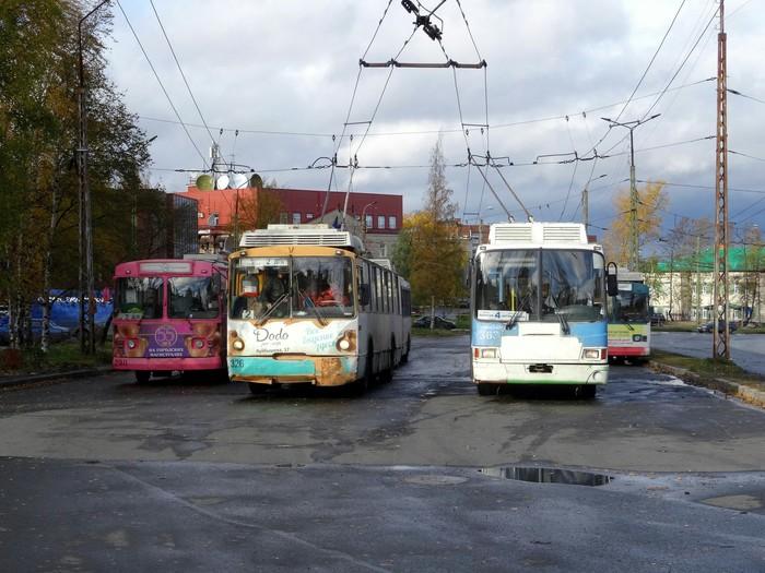 Петрозаводский троллейбус. Троллейбус, Петрозаводск, Россия, Беларусь, Работа