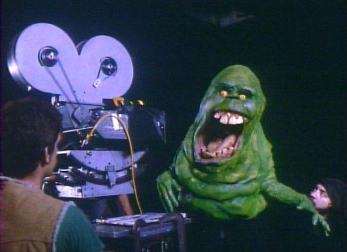 Фотографии со съёмок и интересные факты к фильмуОхотники за привидениями 1984 год Билл Мюррей, Айвен Райтмен, Дэн эйкройд, Охотники за привидениями, Фото со съемок, Знаменитости, Vhs, Длиннопост