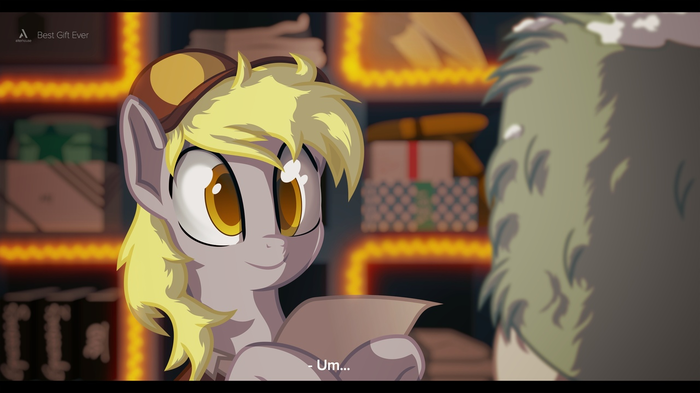 Эмм... My Little Pony, Derpy Hooves