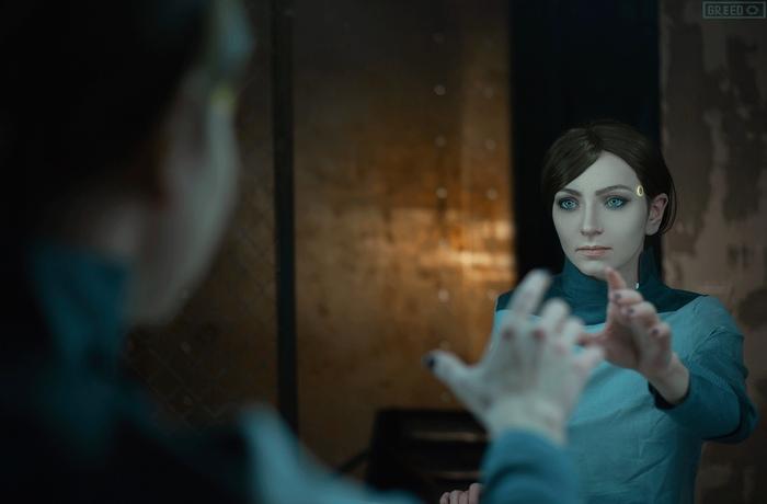 Kara | Detroit: Become Human Kara, Detroit: Become Human, Косплей, Девушки, Длиннопост, Игры, Greed