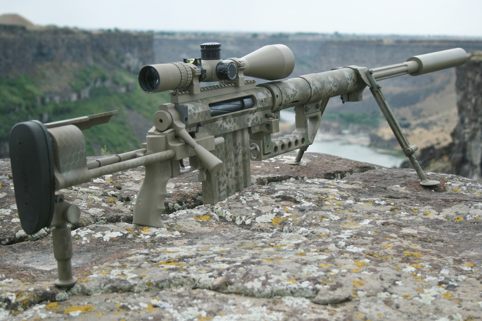 armys long serving sniper rifle - HD1920×1200