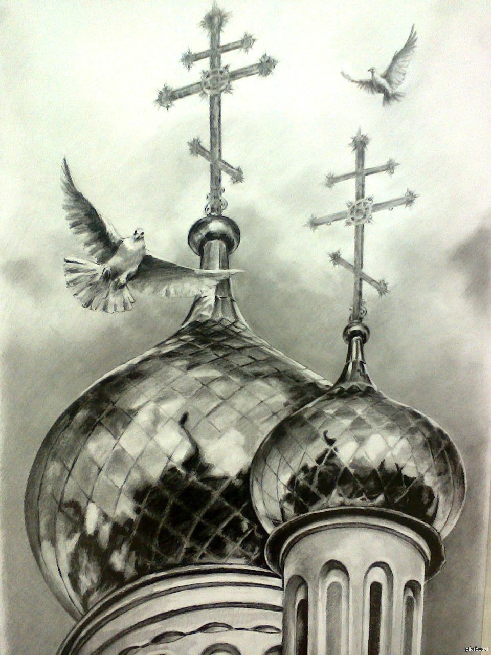 Купола рисунок воровские
