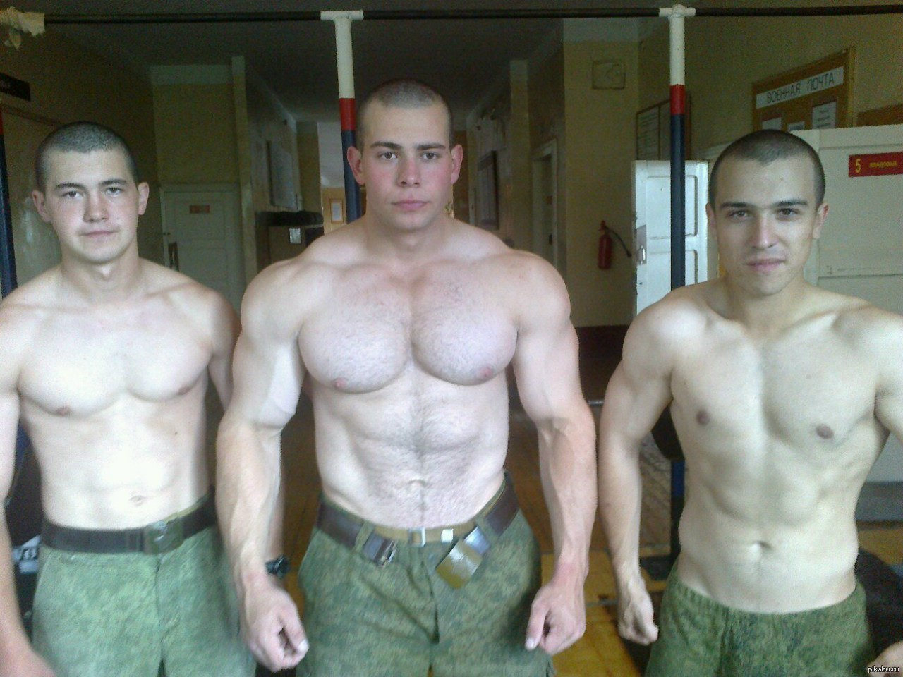 Фото качков в армии