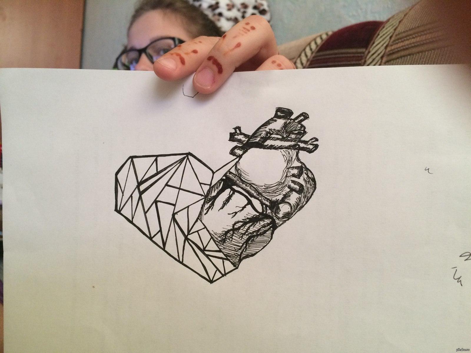 Что нарисовать когда скучно — img 2