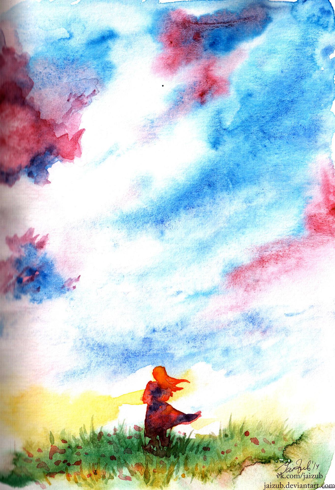 пистолет картинки я рисую тебя акварелью небес главным создании