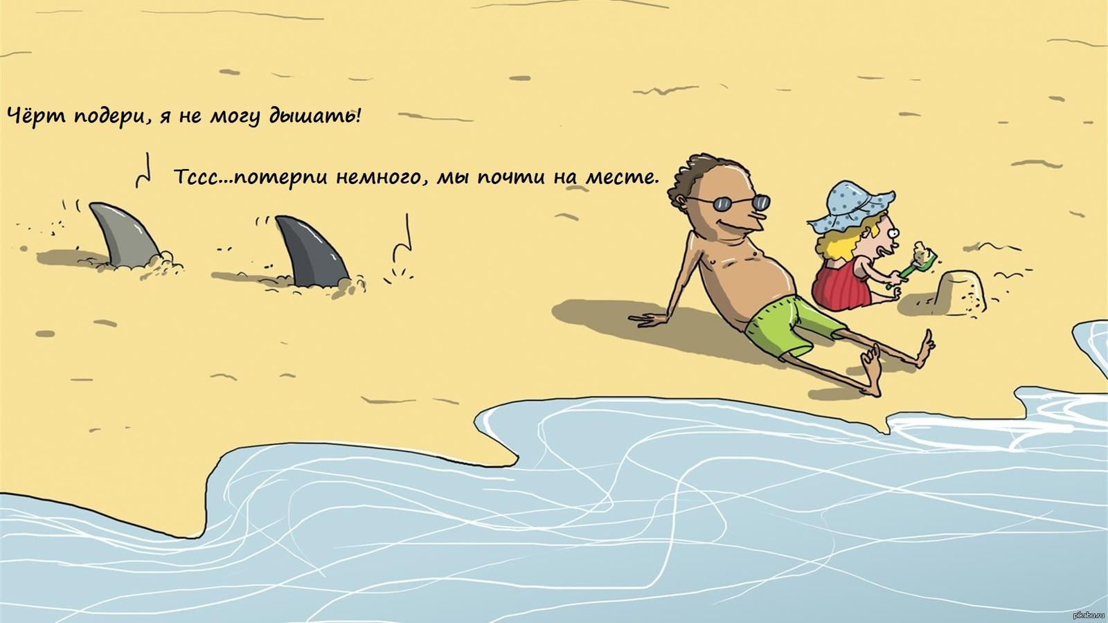 Море картинки с юмором