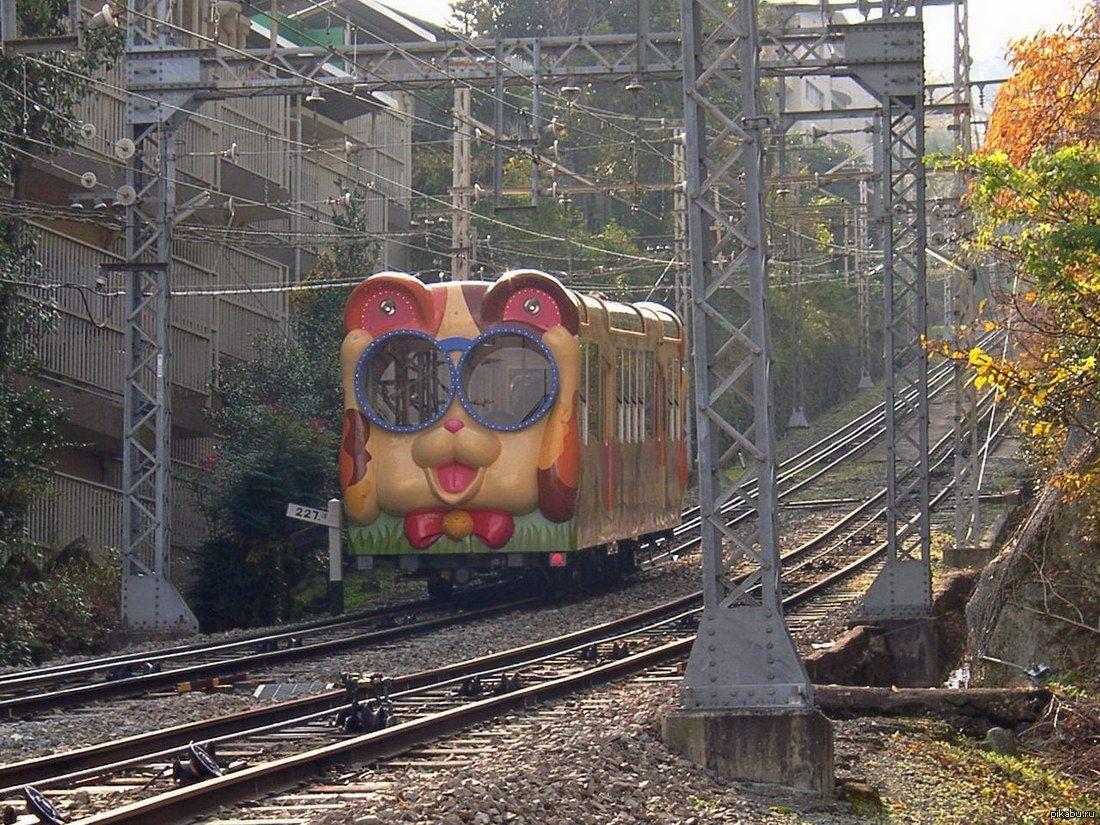 Трамвай прикольные картинки, открыток