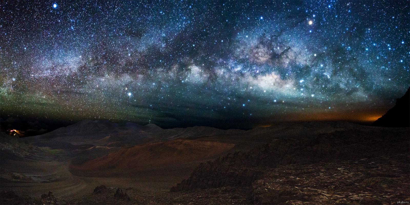 панорама космоса картинка чем проводить ремонт