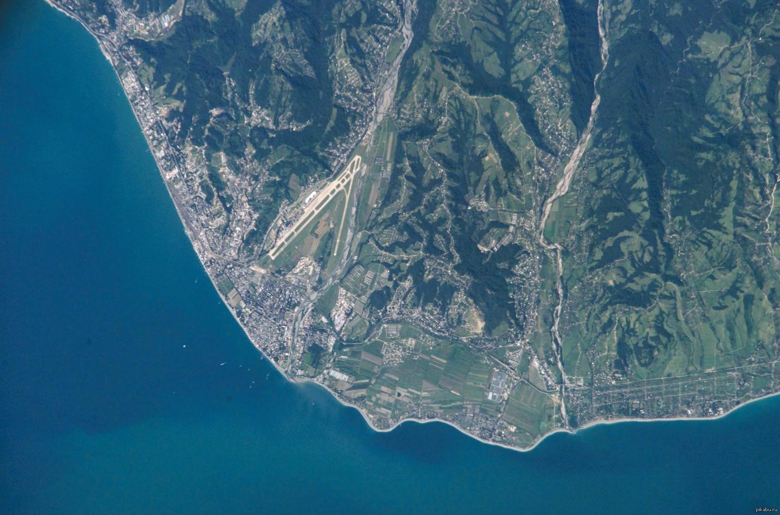 фото из космоса адлер рубрике модный